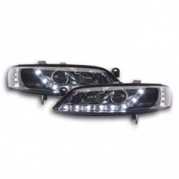 Phare Daylight LED feux de jour Opel Vectra B 99-02 chrome, Vectra B