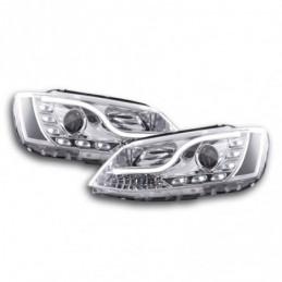 Phare Daylight LED feux de jour VW Jetta 6 11- chrome, Jetta
