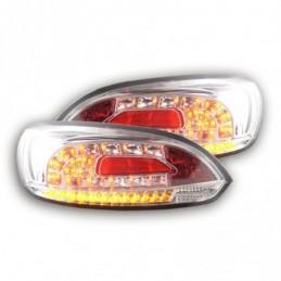 Kit feux arrières LED VW Scirocco 3 type 13 08- chrome, Scirocco