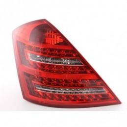 Kit feux arrière à LED Mercedes Classe S 221 05-09 rouge / clair,  Classe S W221