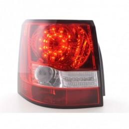 Feux arrière à LED Land Rover Range Rover Sport 06-10 rouge / clair, Range Rover