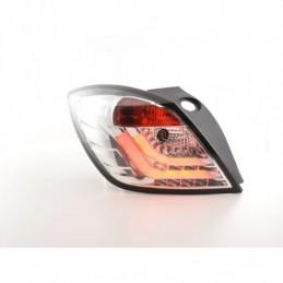 Kit feux arrières LED Opel Astra H GTC 05-07 chrome, Astra H