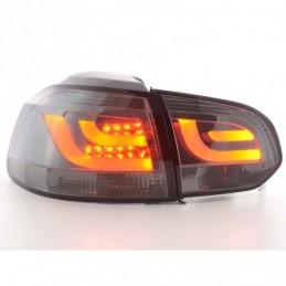 Kit feux arrières LED VW Golf 6 type 1K 2008-2012 noir, Golf 6