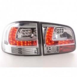 Kit feux arrières LED VW Touareg type 7L 03-09 chrome, Touareg