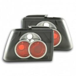 Jeu de feux arrière Alfa Romeo 155 type 167 93-97 noir, 155