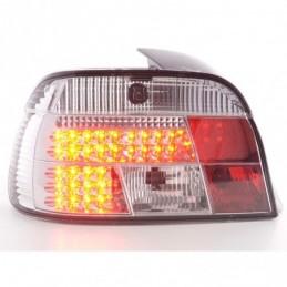 Kit feux arrières LED BMW Série 5 E39 berline 95-00 chrome, Serie 5 E39