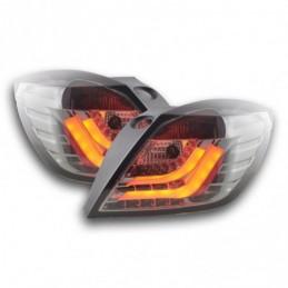 Kit feux arrières LED Opel Astra H GTC 05-07 noir, Astra H