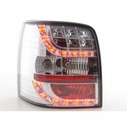 Kit feux arrières LED VW Passat 3BG Variant 01-02 chrome, Passat B5 96-05