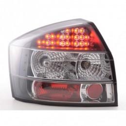 Kit feux arrières à LED Audi A4 berline type 8E 01-04 noir, A4 B6 00-05