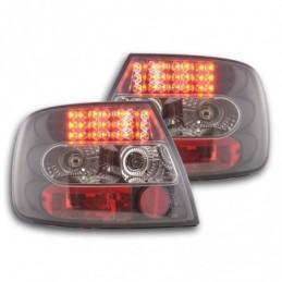 Kit feux arrières LED Audi A4 berline type B5 95-00 noir, A4 B5 94-01