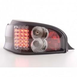 Kit feux arrières LED Citroen Saxo type S / S HFX / S KFW 96-02 noir, Saxo