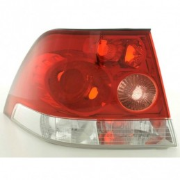 Accessoires feu arrière gauche Opel Astra H notchback 08- rouge / clair, Eclairage Opel