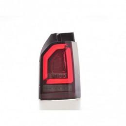 Kit feux arrières LED VW Bus T6 à partir de 2015 rouge / fumée, T6