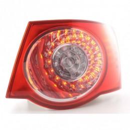 Accessoires feu arrière droit VW Jetta 5 type 1KM 05- clair / rouge, Eclairage Volkswagen
