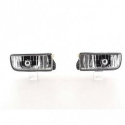 Anti-brouillard BMW Série 3 type E36 91-00 chrome, Eclairage Bmw