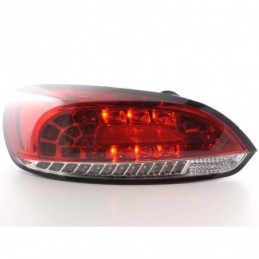 Kit feux arrières LED VW Scirocco 3 Type 13 08- rouge / clair, Scirocco