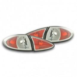 Jeu de feux arrière Alfa Romeo 147 type 937 00-04 chrome, 147