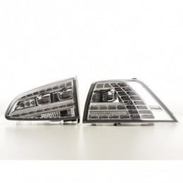 Kit feux arrières LED VW Golf 7 à partir de 2012 chrome, Golf 7