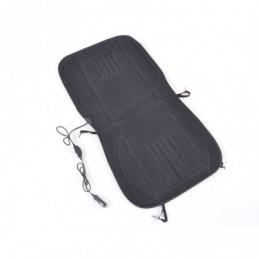 Housse de siège avec siège chauffant noir, Ceintures / Harnais