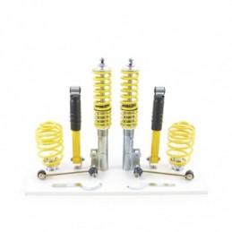 Kit combinés filetés FK suspension sport Opel Astra G T98 / NB / T98C / T98V 1998-2004, Opel