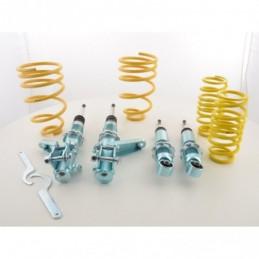 combinés filetés AK Street Honda Civic type EM2, EP1, EP2, EP3, EP4, EU5, EU6,  EU7,  EU8, EU9 / ES4, ES5, ES6, ES7, ES8, ES9, E
