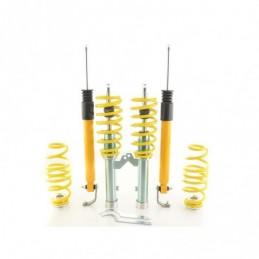FK combinés filetés suspension sport Seat Leon 5F année à partir de 2012  avec 50 mm jambe de force, avec barre de torsion axe a