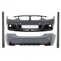 Complete Body Kit suitable for BMW 4 Series F36 Grand Coupe (2013-up) M-Performance Design, Serie 4 F32/ M4