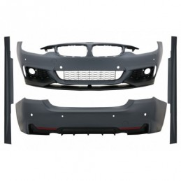Complete Body Kit suitable for BMW 4 Series F32 F33 (2013-up) M-Performance Design Coupe Cabrio, Serie 4 F32/ M4
