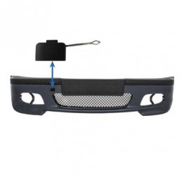Tow Hook Cover Front Bumper...
