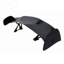 Universal Adjustable Trunk Spoiler Wing GT Design Real Carbon, Ailerons Universel