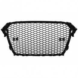 Badgeless Front Grille...