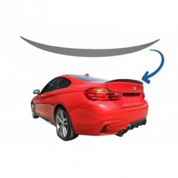 Trunk Spoiler suitable for BMW 4 Series F32 (2013-up) M4 Design, Serie 4 F32/ M4