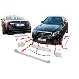 Body Kit Package Ornaments...