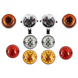 suitable for Land ROVER  Defender (1990-2016) Upgrade Lights Package, Eclairage Land Rover