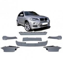 Aerodynamic Body Kit suitable for BMW X5 E70 (2007-2011), X5 E70