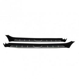 Running Boards Side Steps suitable for HYUNDAI IX35 (LM) (2009-2014) OEM Design, Hyundai
