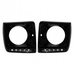 Black Headlights Covers...