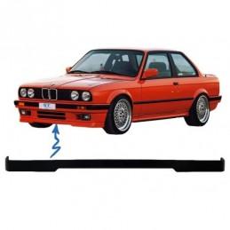 Front Bumper Spoiler Lip suitable for BMW 3 Series E30 Limousine / Cabrio / Touring (1982-1994), Serie 3 E30