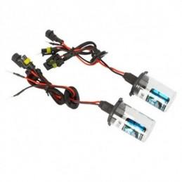 Lampe Xénon  H8 Single Beam / 6000 K (kelvin), Ampoules / Feux de jour