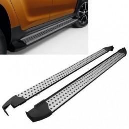 Marche-pieds en aluminium pour DACIA DUSTER 2, Dacia