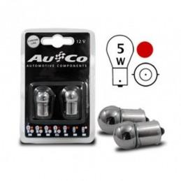 Ampoule chrome  12V 5W Ba15s, Ampoules / Feux de jour