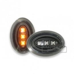 Clignotants Répétiteurs LED pour MINI R55/R56/R57/R58/R59, Cooper R55/R56/R57 07-13