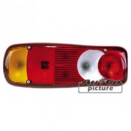 Feu Arrière gauche Renault Maxity / Nissan Cabstar F24, Eclairage Nissan