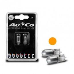 Feu clignotant chrome  T10 12V 5W, Ampoules / Feux de jour