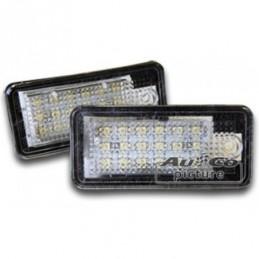 Feu de plaque à LED  Audi A4 (B6 & B7), A4 B6 00-05