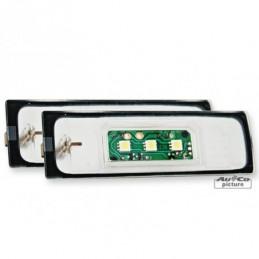 Feu de plaque à LED  BMW Série 1, Serie 1 E81/E87