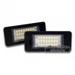 Feu de plaque à LED  BMW X5 (E70), X6 (E71), X5 E70