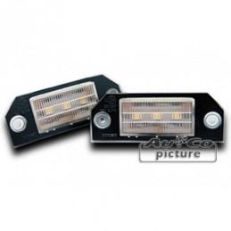 Feu de plaque à LED  Ford Focus (DA3) / C-MAX, Eclairage Ford