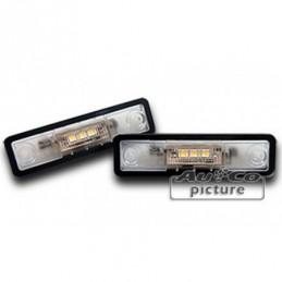 Feu de plaque à LED  Opel, Eclairage Opel