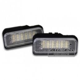 Feu de plaque à LED de AuCo pour MB Classe C (S203), Classe C W203